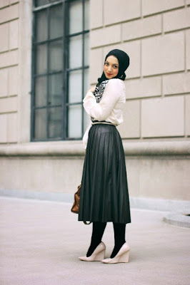hijab syar'i untuk kantor   video hijab kantor