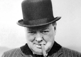NOT (cough!) their finest hour: Biopic of cigar-chomping Churchill carries ludicrous health warning... on danger of secondhand smoke