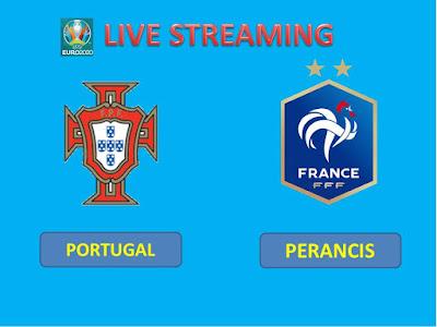 Link Live Streaming Euro 2020 PORTUGAL VS PERANCIS Berlangsung Di Stadion Puskás Ferenc
