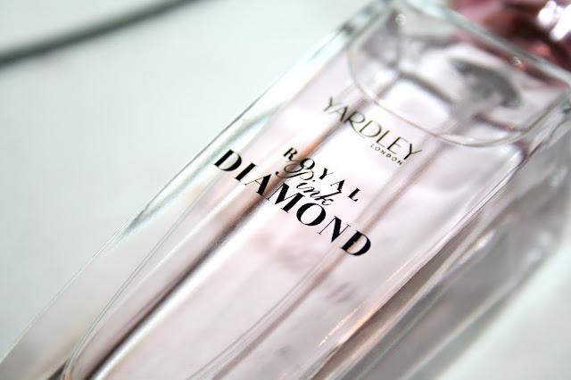 Yardley London Launches Royal Pink Diamond