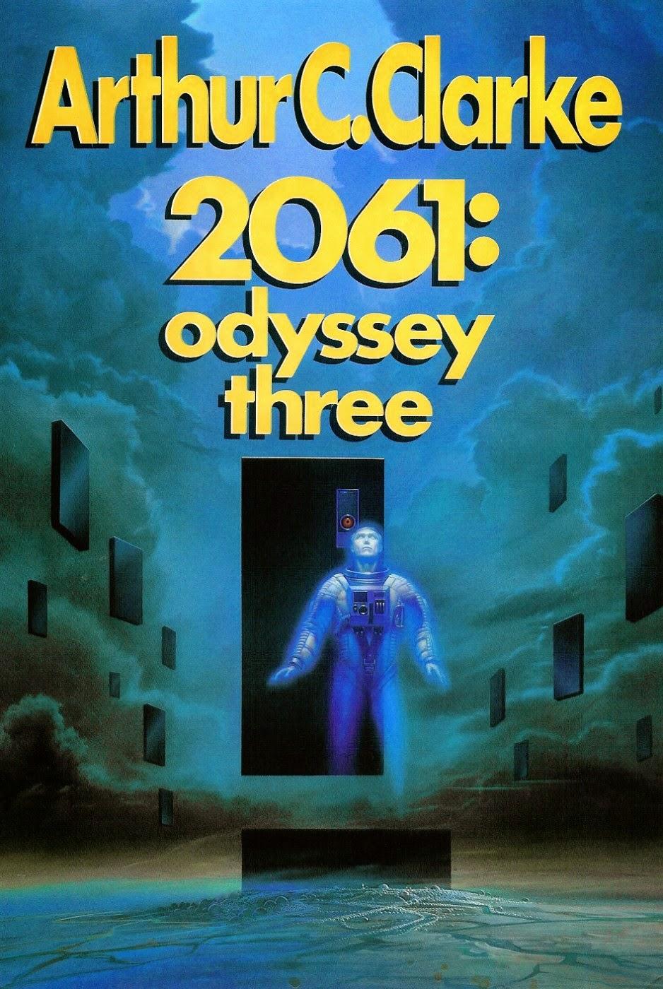 2061 Odisea tres Arthur C Clarke