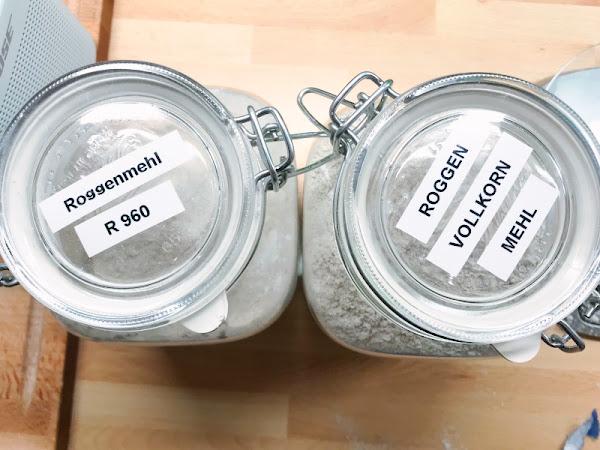 Sauerteig - Ein Rätsel in Teig oder Die Basics in sauer
