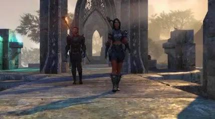 Elder Scrolls Online Blackwood Daedra