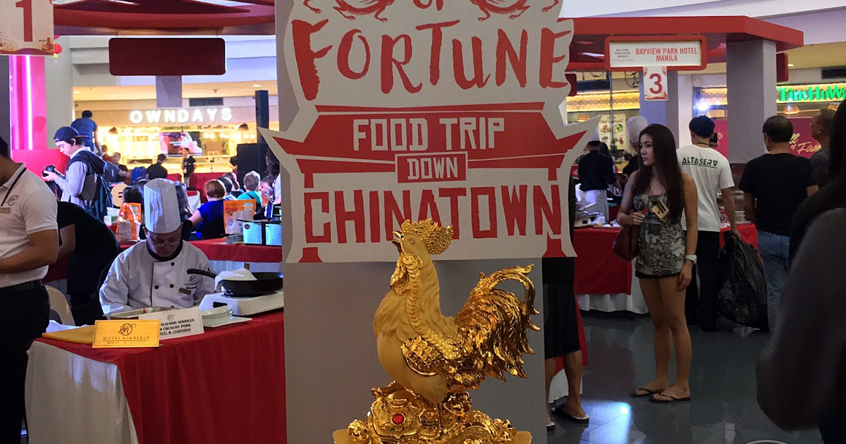 Good Life Celebrates Chinese New Year With a Flavors of Fortune Food Fest