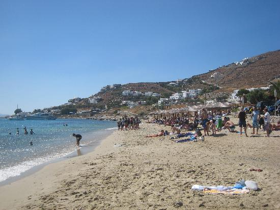 Best Island Beaches For Partying Mykonos St Barts: Best Place To Visit Around The World: Greece Pearl