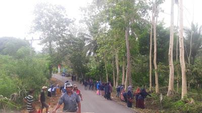 Sukamaju Masuki Tahap Finishing Lomba Desa HJS 456 Sinjai