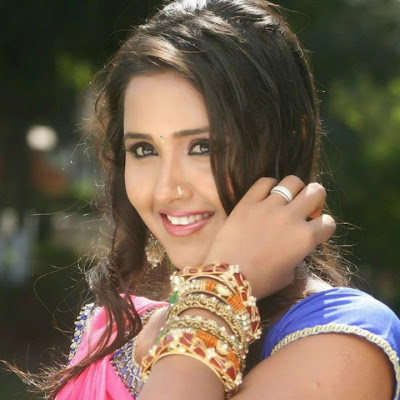 Bhojpuri Actress Kajal Raghwani 2015 Wallpaper