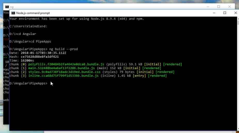 Cache Busting with Angular and Angular CLI - Angular