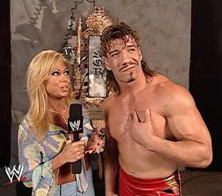 WWE King of the Ring 2002 - Terri interviews Eddie Guerrero