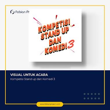 Kompetisi Stand up & Komedi 3 | Tangerang Selatan