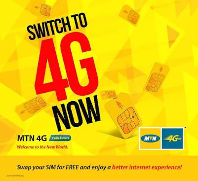 MTN Starts 4G LTE Internet Service Trial
