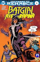 DC Renascimento: Batgirl e as Aves de Rapina #6