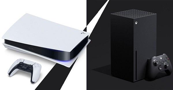 PlayStation 5 & XBOX Series X