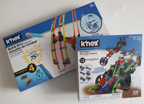 Core K'Nex Sets