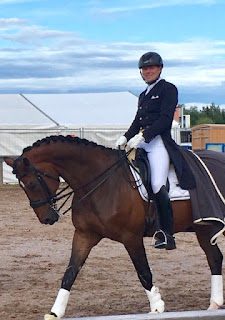 henri ruoste, aino nations cup, riitta reissaa, dressage,roble,