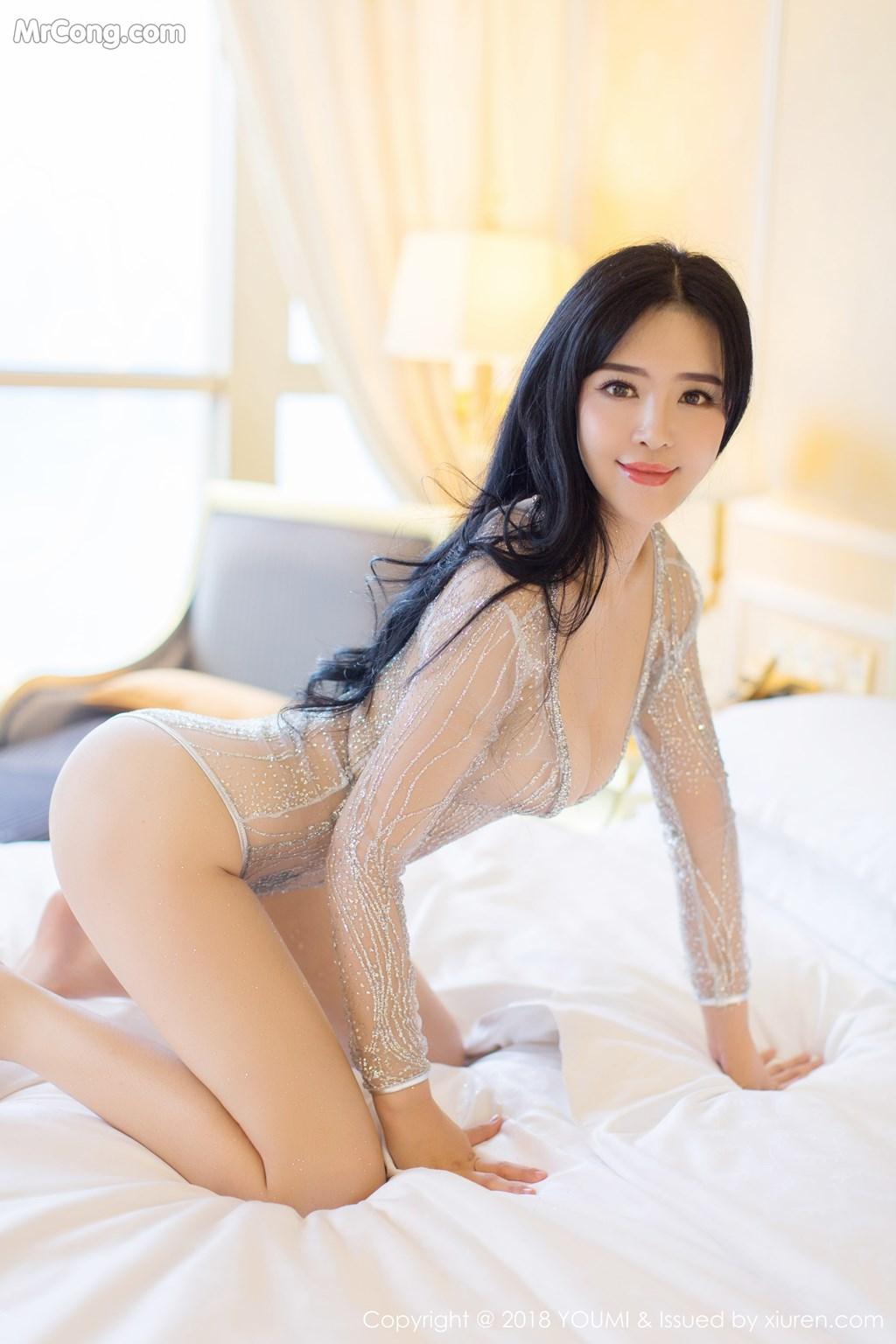Image YouMi-Vol.124-Liu-Yu-Er-MrCong.com-002 in post YouMi Vol.124: Người mẫu Liu Yu Er (刘钰儿) (41 ảnh)