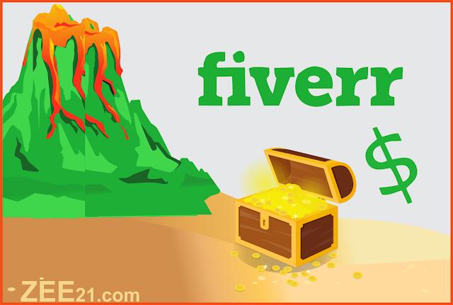 Earn Money Online With Fiverr