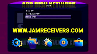 1506TV STB2 Receiver IPTV Information
