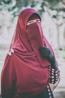صور جميلة دينية اسلامية منقبات