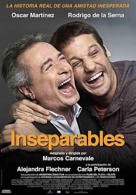 Inseparables 2016 DVD Custom NTSC Latino