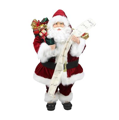 Small Santa - Lyrics of Christmas Songs