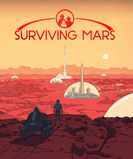 Surviving Mars is free again on Epic Games