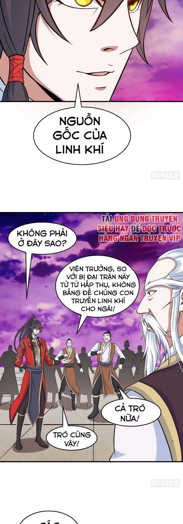 Tiên Đế Qui Lai chap 129 - Trang 5