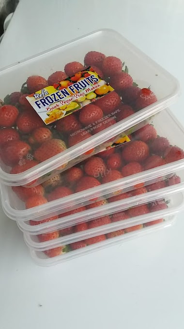 Strawberry Frozen Fruit