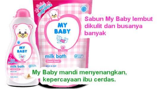Iklan Sabun My baby
