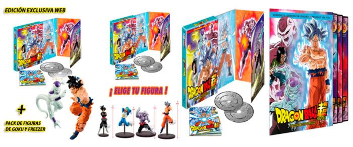 Dragon Ball Super: Box 10 - Selecta Visión