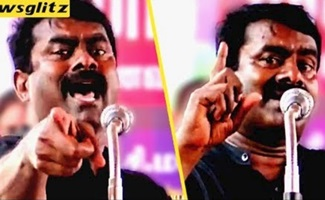 Seeman Furious Speech | Cauvery Issue
