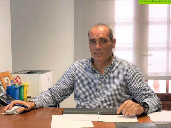 El Cabildo propone al Ayuntamiento y a Costas abrir una vía de consenso para remodelar el frente marítimo de El Puerto de Tazacorte