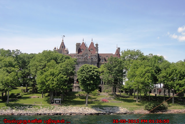 Boldt Castle Love Story