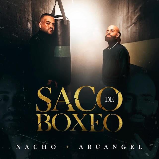 Nacho, Arcangel - Saco De Boxeo + Video + Letra
