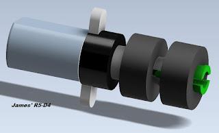 gear motor, 3D printing