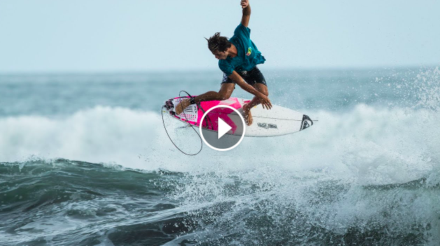 An Unbelievably Athletic Surfer From Brazil Mateus Herdy