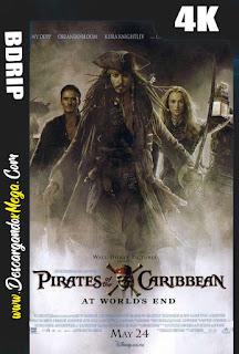 Piratas del Caribe En el Fin del Mundo (2007) 4K UHD [HDR] Latino