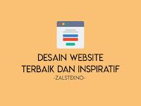 10 Desain Website Terbaik dan Inspiratif 2020