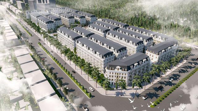 Shop villas đẳng cấp ở Sunshine Residence Helios Ciputra Nam Thăng Long Hà Nội