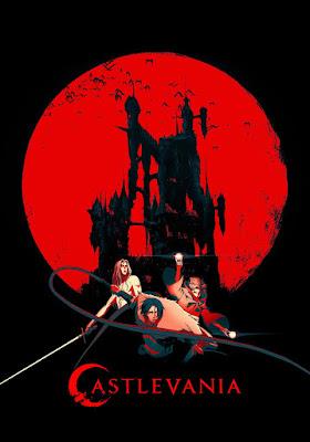 Castlevania (TV Series) S03 DVD HD Dual Latino + Sub 2DVD