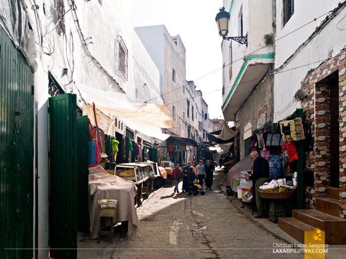 Tetouan Medina Berber Quarters