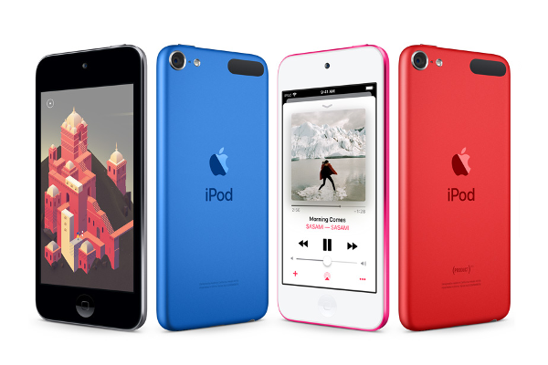 APPLE launches new iPod touch (7th Gen) with 4-inch Retina display, A10 Fusion chip, 256GB storage and Group FaceTime support