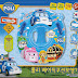 Robocar Poli (로보카 폴리) Blue Cushion Inflatable Swimming Baby Float with Handle (RP04)
