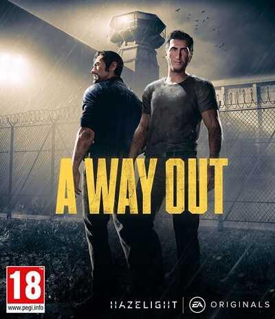โหลดเกมส์ [Pc] A Way Out   เกมส์แหกคุก