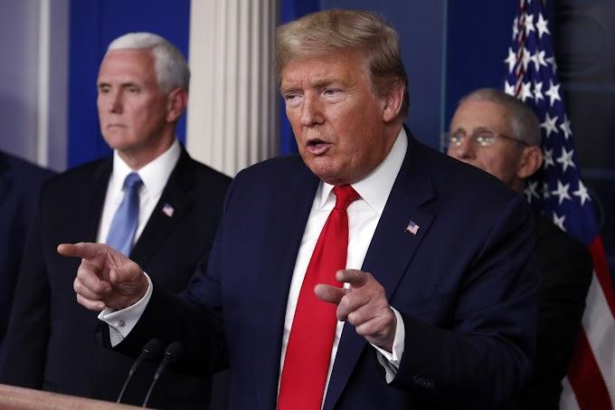 Coronavírus: Trump diz que não vai pôr fim às medidas de isolamento nos EUA de maneira precipitada