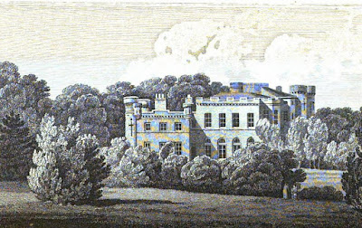 The Oaks from London by D Hughson Volume V (1808)