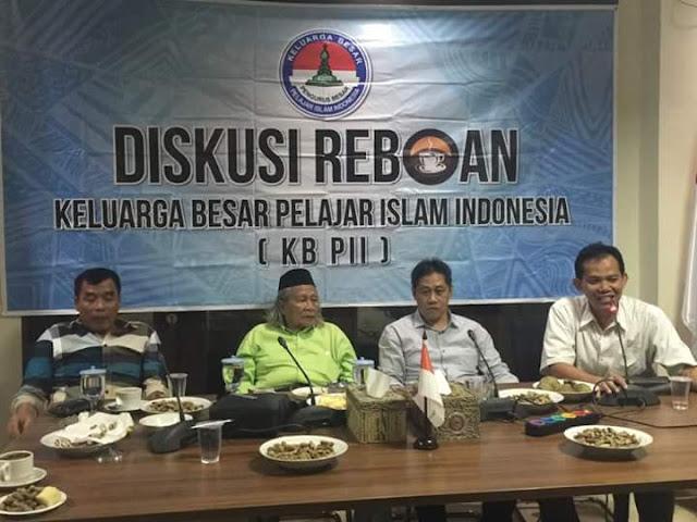 KB PII: Ada Kekuatan Baru Meminggirkan Muhammadiyah dan NU