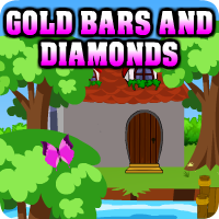 AvmGames Find Gold Bars And Diamonds