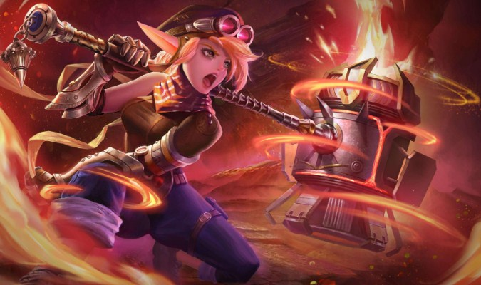 Fakta Unik Hero Tank Mobile Legends: Bang Bang - Lolita