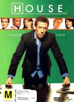 House (2007) Season 4 Complete